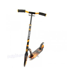 Patinete Scooter Paseo Premier City 230 - 180 Negro/Naranja Adulto