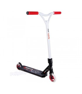 Patinete Scooter Freestyle BoosterB16 Bestial Wolf Negro