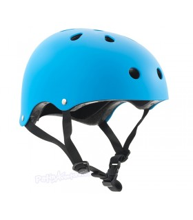Casco Integral SFR Essentials Azul Mate Niños/as