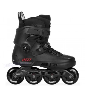 Patines Freeskate Powerslide Next Core 80mm Adulto