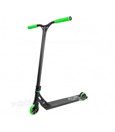 Patinete Scooter Freestyle Addict Equalizer Verde/Negro