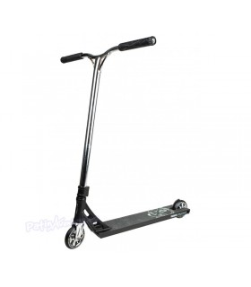 Patinete Scooter Freestyle Addict Equalizer Plata/Negro