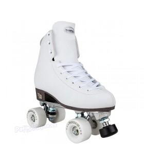 Patines Quad Artístico Rookie Rollerskates Blanco
