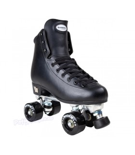 Patines Quad Artistic Rookie Rollerskates Negro