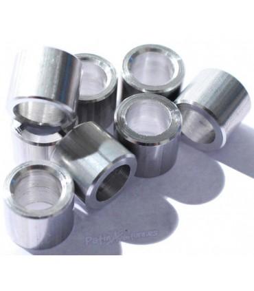 Separador Rookie 8mm Aluminio Patín Quad