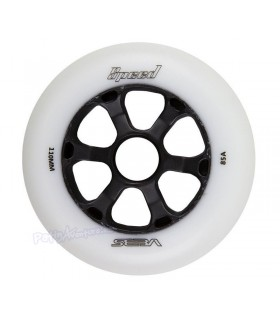 Ruedas Freeskate Seba Speed 110mm 85A Blanca
