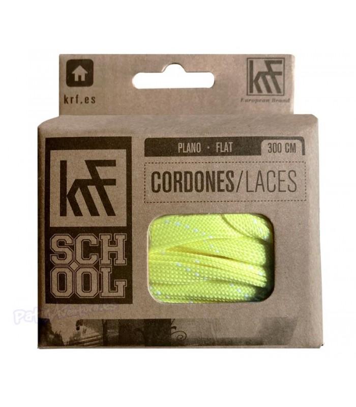 Cordones Patines KRF School 300cm Adulto/Niños
