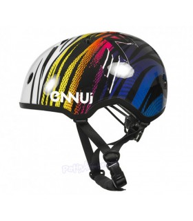Casco Ennuí Elite Neon Tiger
