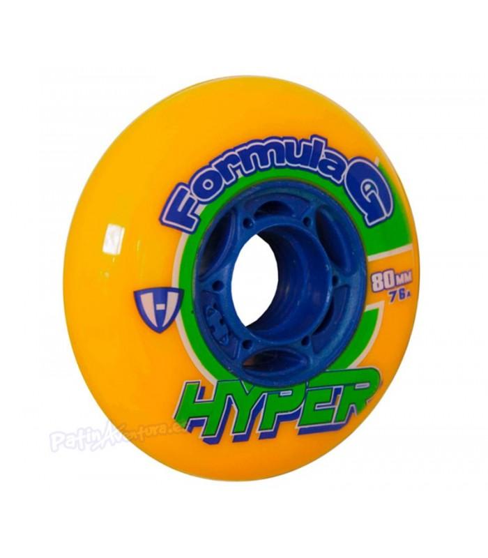Ruedas Patines Hockey Hyper Formula G Era