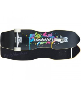 Skate Powerslide Quakeboard Mobility