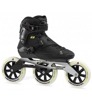 Patines Velocidad Rollerblade E2 Pro 3 Ruedas 125mm Adulto