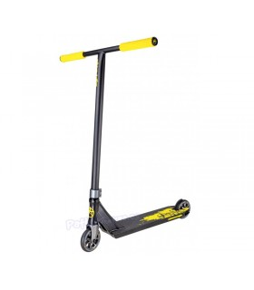 Patinete Scooter Freestyle Addict Defender MKII Negro/Amarillo