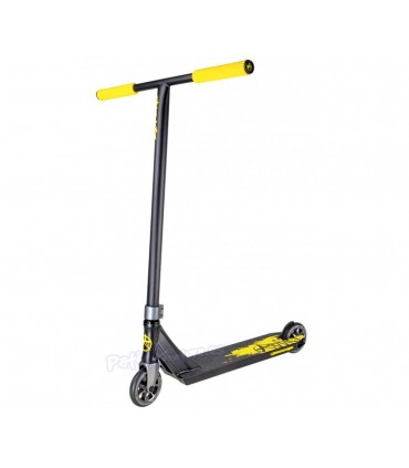 Patinete Scooter Freestyle Addict Defender MKII Negro/Amarillo 540mm