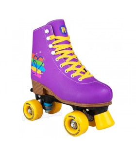 Patines Quad Rookie Ajustables Passion