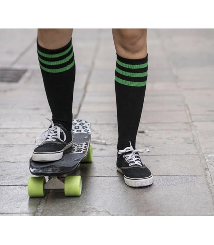 Skate Cruiser Spicy Sabrina Negro / Verde