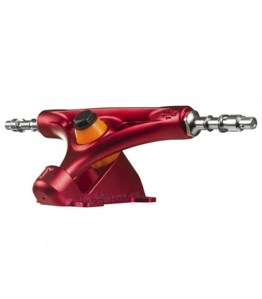 Ejes Longboard Forged Quicky Standard Rojo 170mm