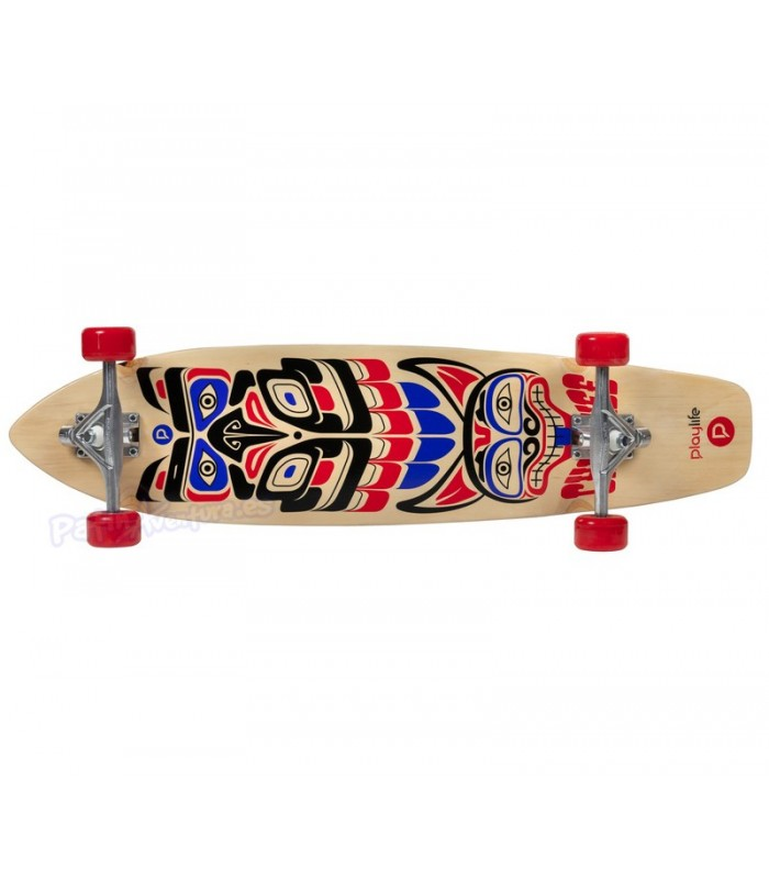 "Longboard Playlife Cherokee 36"""