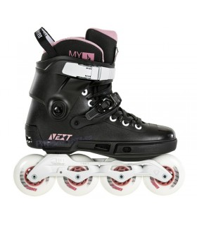 Patines Freeskate Powerslide Next Rose 80mm Adulto
