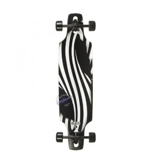 Choke Longboard Black Night