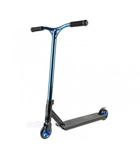 Patinete Scooter Freestyle Blazer Pro Outrun FX Blue Chrome 500mm