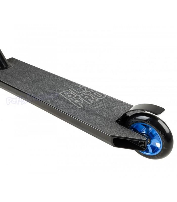 Patinete Scooter Freestyle Blazer Pro Outrun FX Blue Chrome 500mm