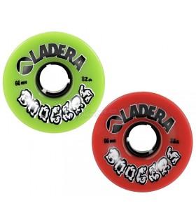 Ruedas Longboard Ladera Boogers 66mm