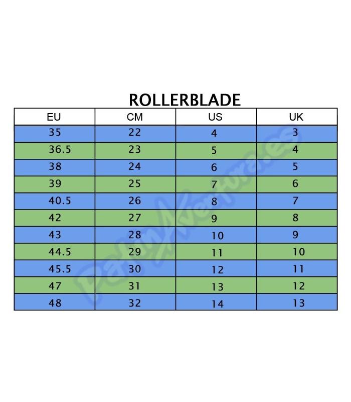 Patines Línea Freeskate Rollerblade RB DA