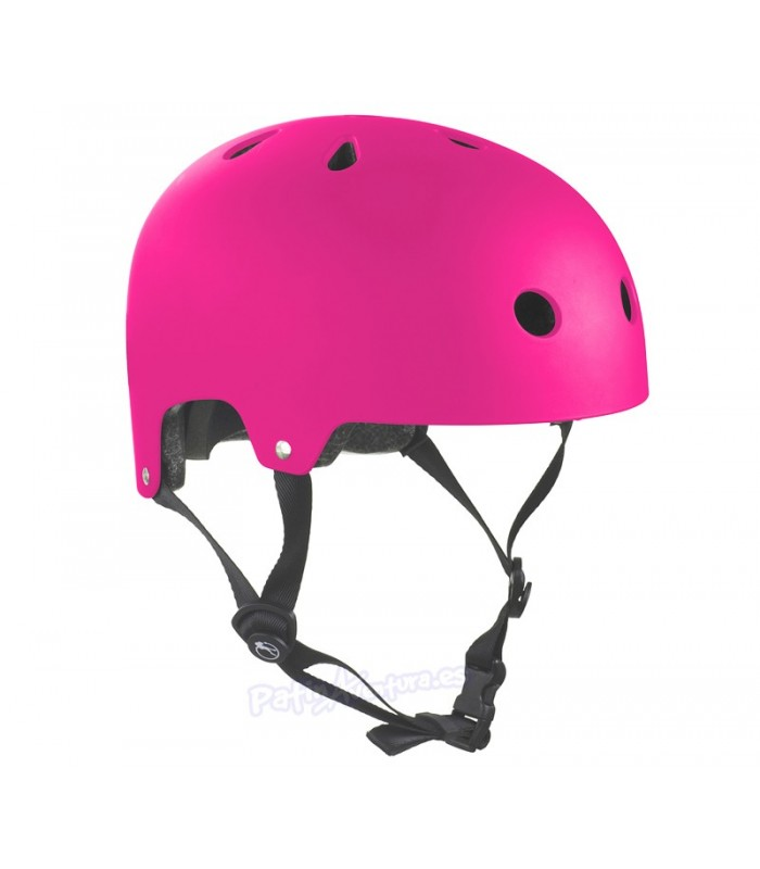 Casco Integral SFR Essentials Rosa Mate Niñas