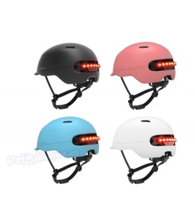 Casco Inteligente Smart 4U Patinete Eléctrico