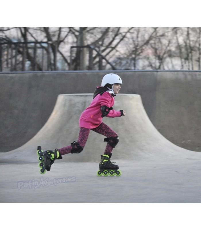 Patines Powerslide Khaan Kids Verde Niños
