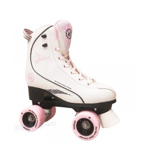 Patines Quad Krf Retro Fashion Art Adulto
