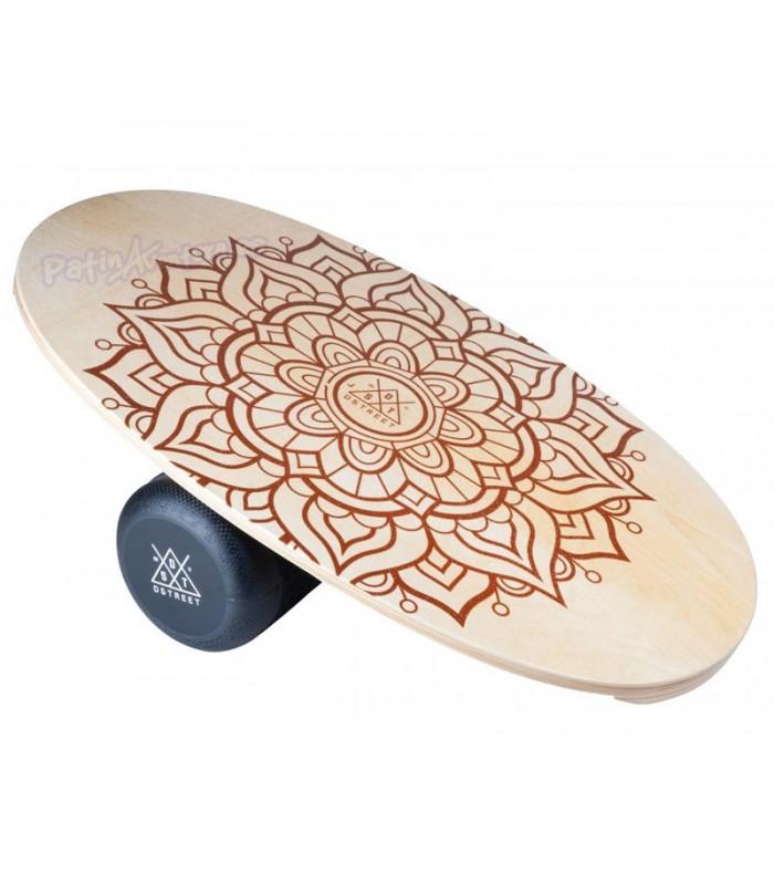 Tabla De Equilibrio D Street Balance Board Mandala