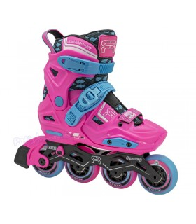 Patines Freeskate FR-EZX Junior Rosa Niños/as
