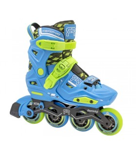 Patines Freeskate FR-EZX Junior Azul Niños/as