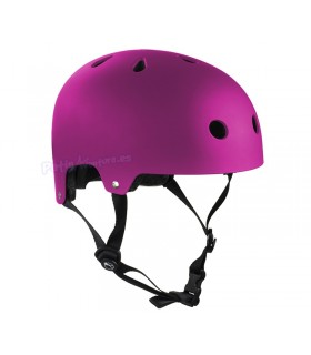 Casco Integral SFR Essentials Violeta Mate Niñas