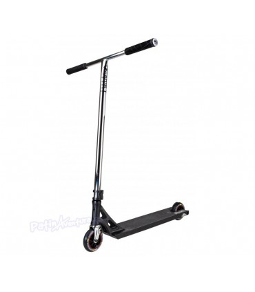 Patinete Scooter Freestyle Addict Revenger Negro/Plata 590mm