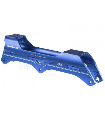 Guía Freeskate Powerslide Pleasure Tool SC 3x110 246mm Azul