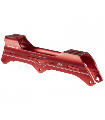 Guía Freeskate Powerslide Pleasure Tool SC 3x110 246mm Roja