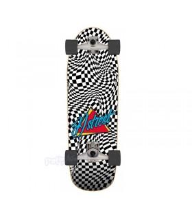 Cruiser D Street Surfskate Check Warp