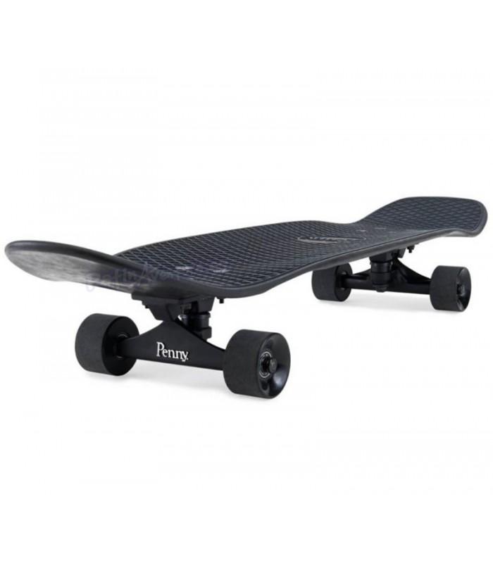 "Skateboard Cruiser Penny Blackout 32"""
