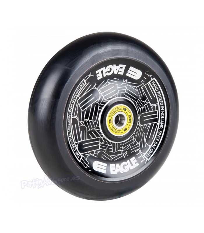 Rueda Scooter Freestyle Radix Eagle 115x30mm Negro