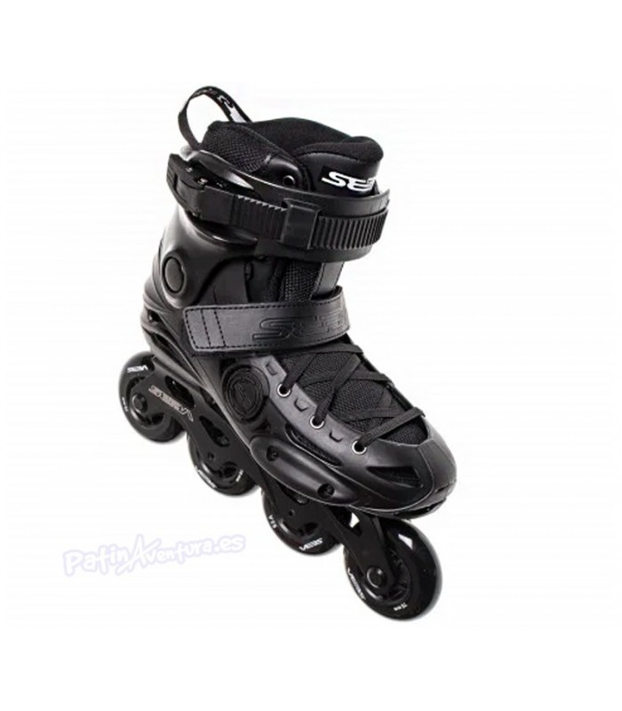 Patines Freeskate Seba E3 Junior Negro