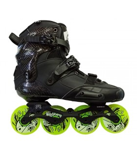 Patines Freestyle FR Igor Black 2020 Adulto