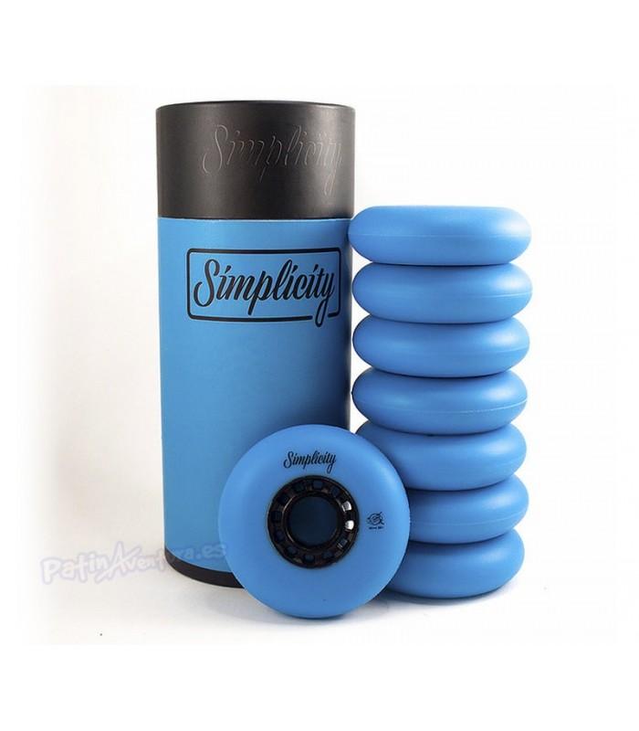 Ruedas Freeskate Mr Rolling Simplicity 88A