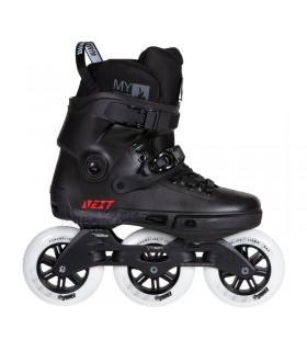 Patines Freeskate Powerslide Next 100mm Core Negro Adulto