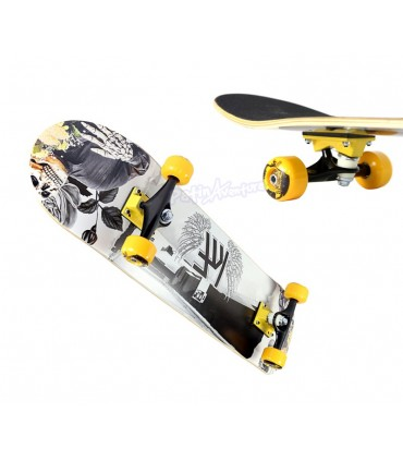 "Skateboard KRF Spark On Street 31,5"" x 7,75"""
