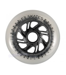 Ruedas Freeskate FR Downtown 110mm 85A Natural