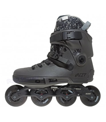 Patines Freeskate Powerslide Next 80mm Renegade Adulto