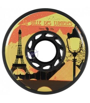 Ruedas Undercover Team PB PARIS Ed II Negra
