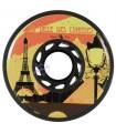 Ruedas Undercover Team PB PARIS Ed II 76mm Negra